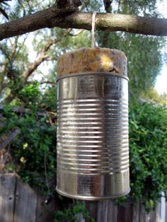 Activities: Give Birds a Feast with This Suet Feeder