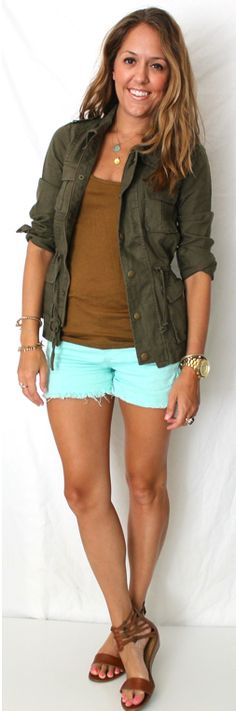 LOVE LOVE LOVE this look! And would to pick out some super cute stuff from Conversation Pieces :)