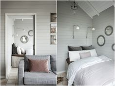 Vaaleanpunainen hirsitalo - Page 2 of 912 - Next Door Neighbor, Hearth And Home, Decoration, Small Spaces, New Homes, Tiny Homes, Cool Designs, Cozy, Cottage