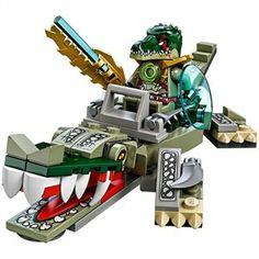 LEGO Chima 70126 Legendarisk kæmpekrokodille