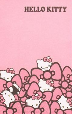 Kawaii mini memo paper - Hello Kitty Sanrio