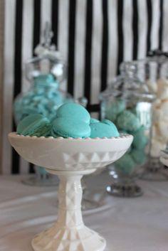 TIFFANY & CO Bridal/Wedding Shower Party Ideas   Photo 2 of 21