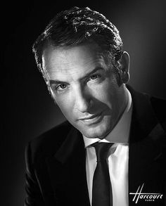 Jean Dujardin, by Harcourt Studio, Paris
