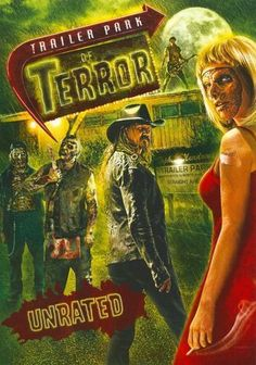 Trailer Park of Terror [WS] [Unrated/Rated Version] [DVD] [2008]