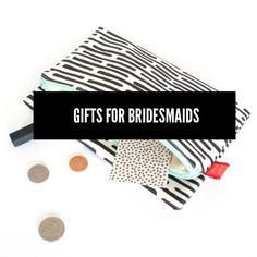 Gifts for your bride