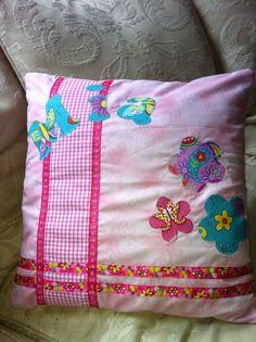 Mia's cushion