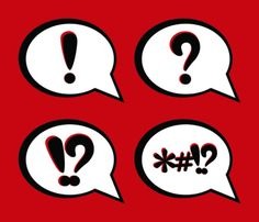The dark side of swearing - it may deter emotional support from others