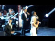 20134-19 - London - Il Divo - Con te Partiro (video by Laurene)