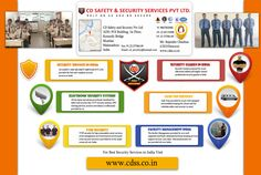 Info graphic of CD SAFETY AND SECURITY SERVICES PVT LTD