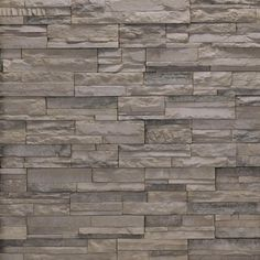 Make your home look attractive by adding this Veneerstone Imperial Stack Stone Pizara Flats Handy Pack Manufactured Stone. Fireplace Pictures, Modern Fireplace, Fireplace Wall, Fireplace Design, Ice Stone, Stone Bar, Brick And Stone, Stone House Plans, Stone Veneer Siding