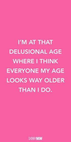 aka I'm fabulous.