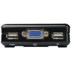 IOGEAR GCS42UW6 2-Port Compact USB KVM Switch