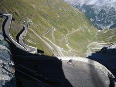 Passo dello Stelvio, for the love of cycling!