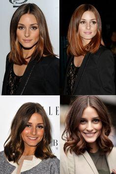 Olivia...beauty & style always on point