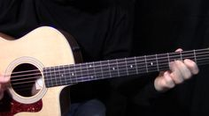 """how to play """"Goodbye Blue Sky"""" by Pink Floyd - acoustic guitar lesson"""