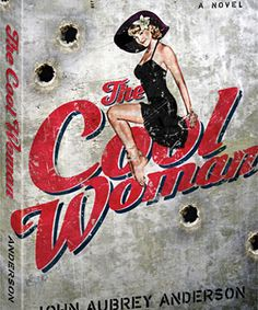 Video Tutorial: Kirk DouPonce of DogEared Design shows how to accomplished this cool distressed nose art effect in Photoshop - http://letterheadmagazine.com/the-cool-woman/