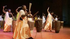 A decade after the 1994 genocide in Rwanda, Kiki Katese, a pioneering theatre director,founded Ingoma Nshya, the country's first female drumming troupe, offering healing forwomen from both sides of the conflict. When Kiki met the owners of Brooklyn's Blue MarbleIce Cream, she invited them to help Ingoma Nshya open Rwanda's first local ice creamshop. Sweet Dreams follows this remarkable group of Rwandan women as they create theirown unique path to a future of peace and possibility.