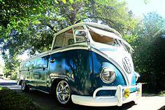 Sweet old VW truck