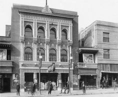 The Alhambra building in downtown El Paso.