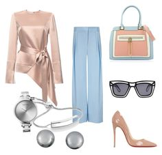 """""""Untitled #21"""" by deirdreschoice on Polyvore featuring Michael Lo Sordo, Marni, Christian Louboutin, Ksubi, Kenneth Jay Lane, Monica Vinader and Georg Jensen"""