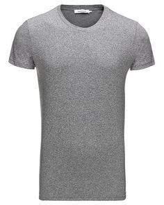 De fedeste Samsøe Samsøe Kronos T-shirt Samsøe Samsøe T-shirts til Herrer i fantastisk kvalitet