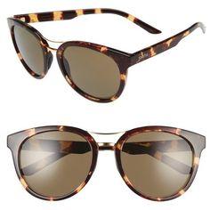 e71ac0c237f Women s Smith  Bridgetown  54Mm Aviator Sunglasses (£120) ❤ liked on  Polyvore