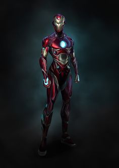 Iron Heart Marvel, Iron Man Avengers, Young Avengers, Marvel Avengers, Marvel Comics Superheroes, Marvel Art, Marvel Characters, Iron Man Suit, Iron Man Armor
