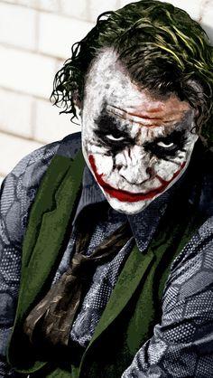 Heath The Joker Wallpaper