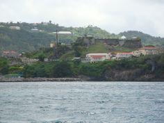 St. George, Grenada  Honeymoon 2011