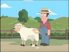I laughed so much I cried, adult only,funny sheep cartoon, not for kids