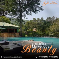 The lavish #landscape of The Solluna is home to an array of adorable #beautiful spots each special in its' own way, making  it a one stop destination for your next #holiday. For reservations visit: www.sollunaresort.com Call on +91 9910016146  Use coupon code - DETOX2017  #sollunaresort #resortsincorbett #luxuryresortsincorbett  #JimCorbett  #beauty #destination