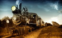 Orrick Grant - Awesome train wallpaper - 2560x1600 px