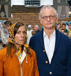 Frances McDormand and Bill Murray in 'Moonrise Kingdom' (2012)