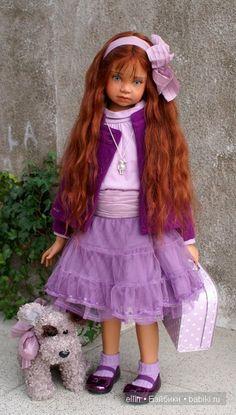 Новые куклы от Angela Sutter / Коллекционные куклы Angela Sutter / Бэйбики. Куклы фото. Одежда для кукол