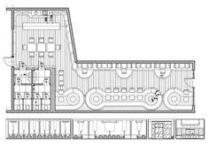 coffee shop floor plan - Google Search