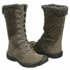 Keen Crested Butte High Boo Boots (Black Olive) - Women's Boots - 11.0 M