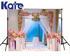 Find More Background Information about Kate Indoor Wedding Theme Photography Backdrops Beautiful Flowers Lace Curtains  photo Background Photography Backdrop YY00177,High Quality backdrop background,China backdrop kit Suppliers, Cheap backdrops fantastic from Marry wang on Aliexpress.com