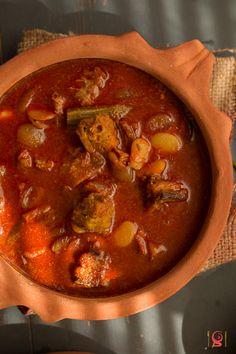 Chettinad Spicy Dry Fish Curry | Chettinad Karuvadu Kuzhambhu — KarthisKitchenStudio