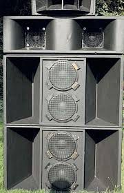 Calling all horn theorists! Subwoofer Box Design, Speaker Box Design, Subwoofer Speaker, Car Audio Battery, Stage Equipment, Horn Speakers, Professional Audio, Loudspeaker, Horns