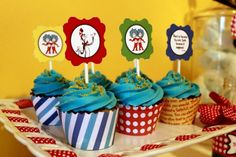 LOTS of free birthday printables.. different themes, invites, banners, thank you's, cupcake toppers/wrappers..