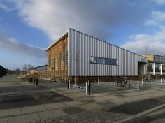 Frederiksberg Sports Hall by AG5 I Like Architecture