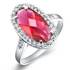 Zircon Brass Ring, 40363