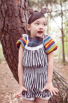 Série mode : Marvellours | MilK - Le magazine de mode enfant