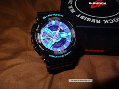 G shock watch limited edition
