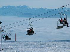 Statiunea Gerlitzen Alpe, Schi Austria