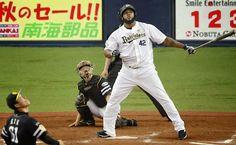 NPB: Wily Mo se va para la calle Peguero pega dos hits en Japón