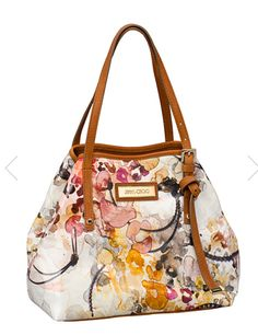 I like this bag for the water colour fabric i have