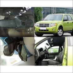 Nice Ford: For Ford Kuga Car front wifi DVR Novatek 96655 Dash Cam Driving Video Recorder h...  Car DVRs Check more at http://24car.top/2017/2017/04/23/ford-for-ford-kuga-car-front-wifi-dvr-novatek-96655-dash-cam-driving-video-recorder-h-car-dvrs/