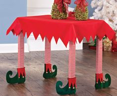 Free Project - Elf Shoes By Marie Zinno.  Design Pluse.  November/December 2013