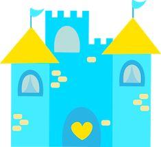 "Baú de Ideias: Linguagem 46: ""O Reino das Letras"" - História sobre o Alfabeto Toddler Arts And Crafts, Crafts For Kids, Castle, Symbols, Letters, Education, Disney, Tall Tales Activities, Activities For Kindergarten"